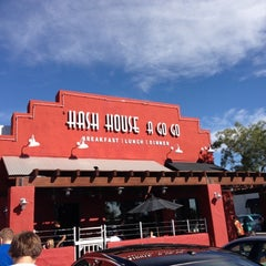 Photo taken at Hash House A Go Go by Tommy R. on 11/3/2012