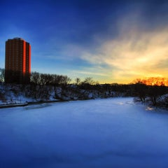 Photo taken at Caesar's Park by Aaron L. on 2/12/2014