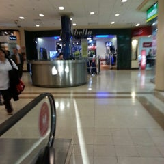 Photo taken at Mall Arauco Chillán by Mauricio Alejandro R. on 3/25/2013