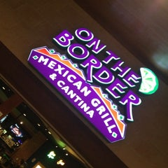 Photo taken at On The Border Mexican Grill & Cantina by Jonas F. on 10/10/2012