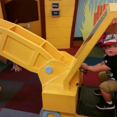 Photo taken at Long Island Children's Museum by Michelle E. on 8/7/2015