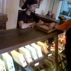 Photo taken at Cokelat Monggo Factory by Seflin M. on 3/21/2013