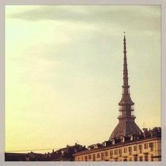 Photo taken at Piazza Vittorio Veneto by Diego F. on 6/18/2013