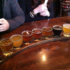 Photo taken at Moon River Brewing Company by Mark S. on 3/2/2013