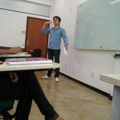Photo taken at IFNMG - Campus Montes Claros by Renato C. on 2/19/2013