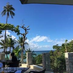 Photo taken at Vintana, Shangri-La's Boracay Resort & Spa by Boban D. on 3/1/2016