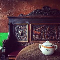 Photo taken at Caffe Reggio by Robert B. on 11/22/2014