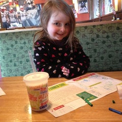Photo taken at Applebee's by Lora R. on 3/7/2014