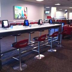 Photo taken at Terminal D (Delta Terminal) by Alejandro C. on 12/13/2012