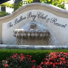 Photo taken at Balboa Bay Resort by Bill G. on 5/28/2013