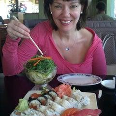 Photo taken at Mikko Japanese Cuisine by Bill G. on 3/22/2013