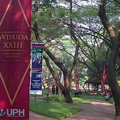 Photo taken at Universitas Pelita Harapan by Endah S. on 5/4/2013
