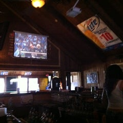 Photo taken at Boneheadz Sports Pub by Lovelle S. on 10/12/2012