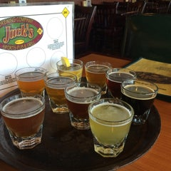 Photo taken at Jack's Brewing Co. by Michael F. on 9/27/2015