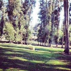 Photo taken at Cerro San Juan by Camila Q. on 5/19/2013
