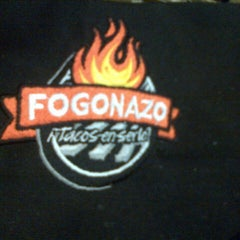 Photo taken at Fogonazo by Paola M. on 11/17/2012
