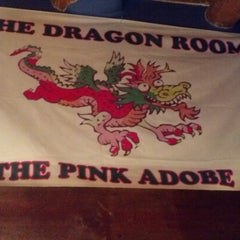 Photo taken at The Dragon Room Bar by Dana C. on 11/21/2012