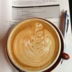 Photo taken at Caffe Vita by Karen A. on 11/12/2012