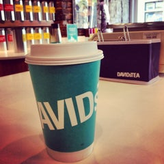 Photo taken at DAVIDsTEA by Normand B. on 10/12/2013