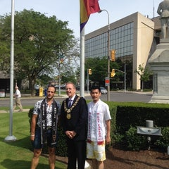 Photo taken at St. Catharines City Hall by Dean N. on 6/23/2014