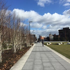 Photo taken at Birmingham City University by Tanh Tanh on 3/4/2015