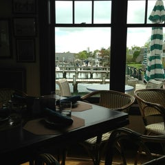 Photo taken at Atlantic Fish And Chop House by Kristen L. on 5/26/2013