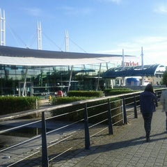 Photo taken at Norton Canes Motorway Services (RoadChef) by Charlotte G. on 9/16/2012
