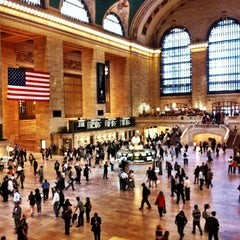 Photo taken at Grand Central Terminal by Christiane M. on 10/1/2013