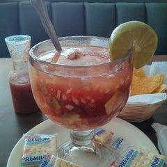 Photo taken at El Nopalito Mexican Restaurant by Lauren T. on 4/23/2014