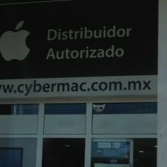 Photo taken at CyberMac by Salvador Z. on 2/18/2013