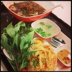 Photo taken at FoodPark @ Central Plaza Phitsanulok by Natthavit T. on 10/22/2013