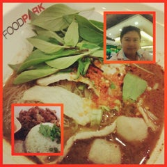 Photo taken at FoodPark @ Central Plaza Phitsanulok by Natthavit T. on 12/26/2013
