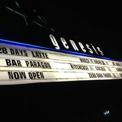 Photo taken at Genesis Cinema by Ade O. on 2/16/2013