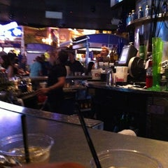 Photo taken at Carnaval Court Bar & Grill by Carrie N. on 10/5/2012