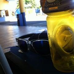 Photo taken at Terminal Buses Bio Bio Victoria by Ignacio B. on 1/1/2013