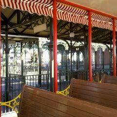 Photo taken at Walt Disney World Railroad - Main Street Station by Christopher F. on 10/20/2012