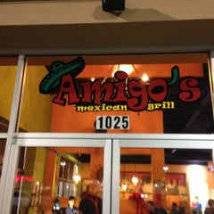 Photo taken at Amigo's Mexican Grill by Jonathan C. on 12/15/2012