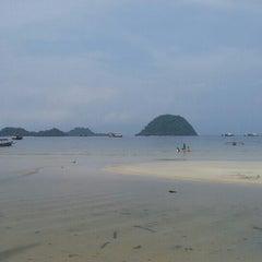 Photo taken at Pantai Pasir Putih by Imam K. on 6/11/2015