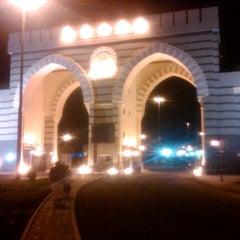 Photo taken at Islamic University of Madinah by Imam K. on 12/8/2012