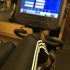 Photo taken at high altitude fitness by Tanja J. on 10/27/2015
