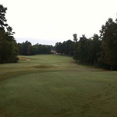 Photo taken at Oak Valley Golf Club by Christine T. on 9/26/2013