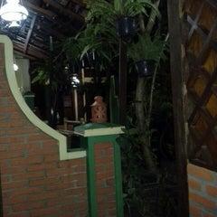 Photo taken at Kampoeng djawa by cSc on 4/24/2013