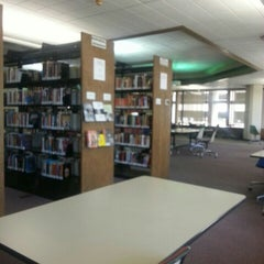 Photo taken at Faulk Central Library, Austin Public Library by Erick R. on 5/15/2015