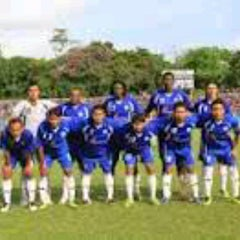 Photo taken at Stadion Wijayakusuma Cilacap by Ricky J. on 3/18/2013