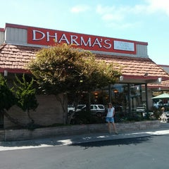 Photo taken at Dharma's by Jeff R. on 7/5/2013