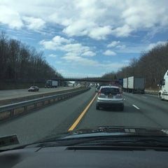 Photo taken at I-95 (Northeast Maryland) by B. S. on 2/8/2016