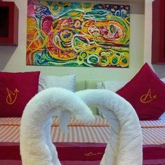 Photo taken at โรงแรมไอยรา แกรนด์ พาเลซ (Ayara Grand Palace Hotel) by Thomas P. on 12/22/2012