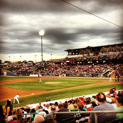 Photo taken at Coca-Cola Park by DuffMan 😈🍻 on 7/11/2013