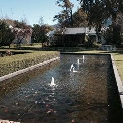 Photo taken at Lourensford Wine Estate by Francois M. on 5/11/2015