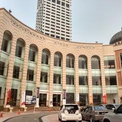 Photo taken at Perpustakaan Kuala Lumpur (Library) by Feldika E. on 10/25/2015